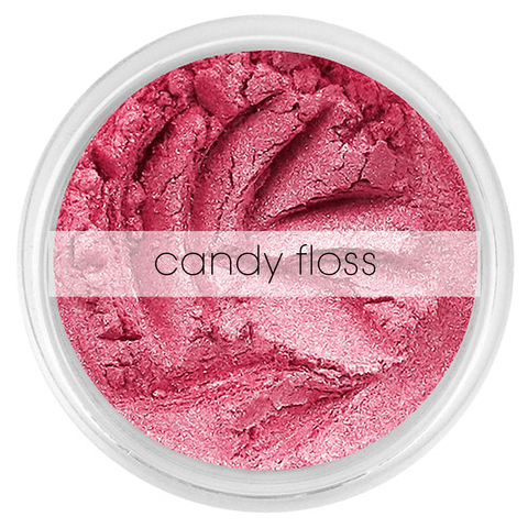 Hello Beautiful Mineral Eyeshadow - Candy Floss