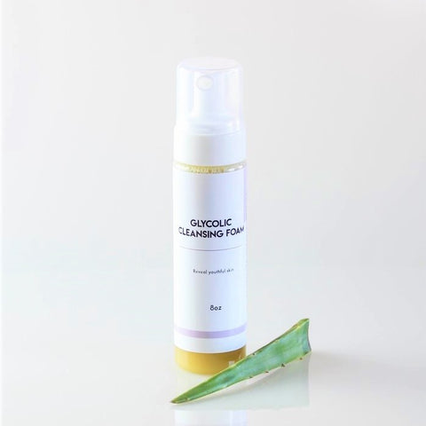 Glycolic Cleansing Foam