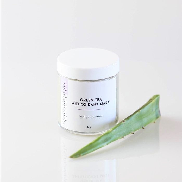 Green Tea Antioxidant Mask