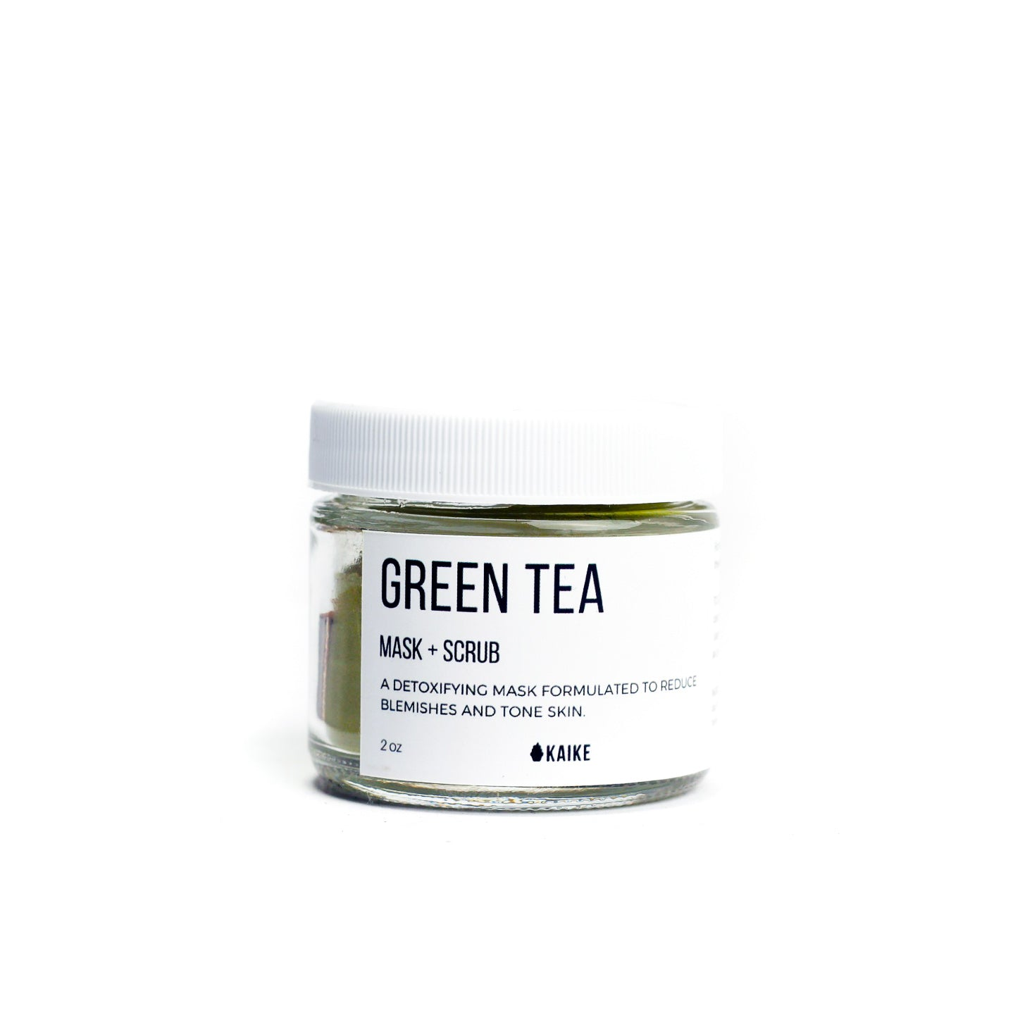 Green Tea Mask + Scrub - 2 oz