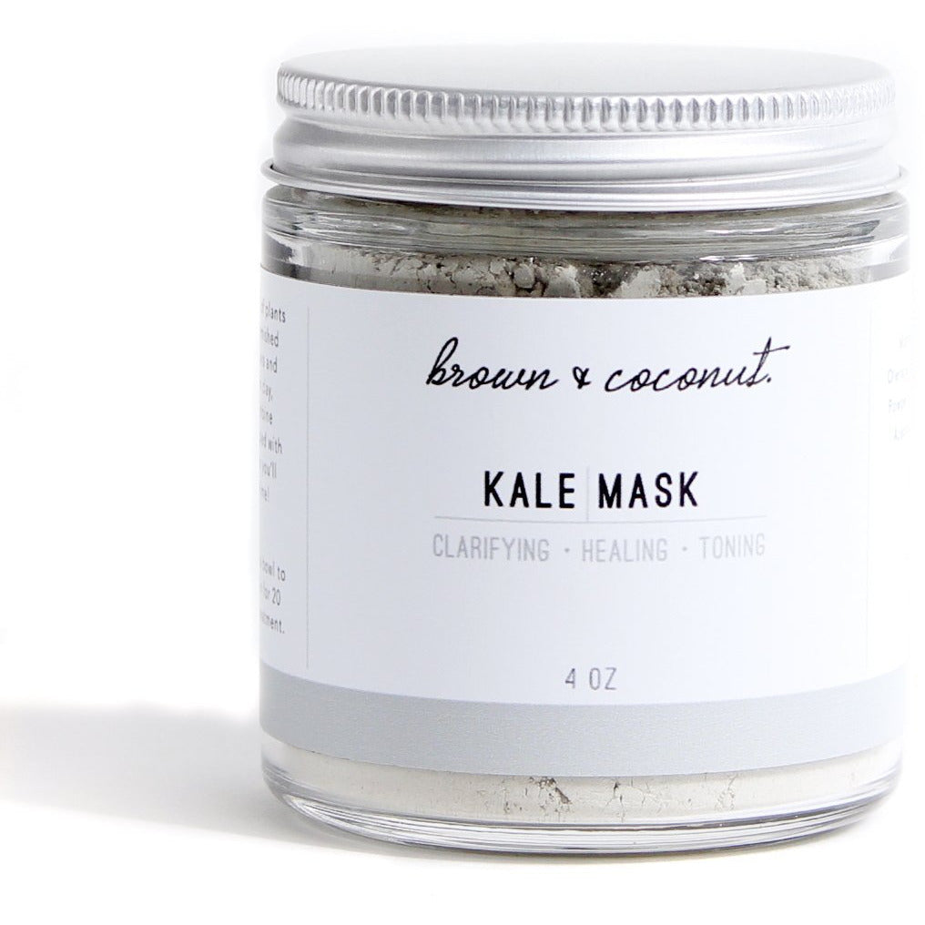 Healing Kale Face Mask - 4 oz