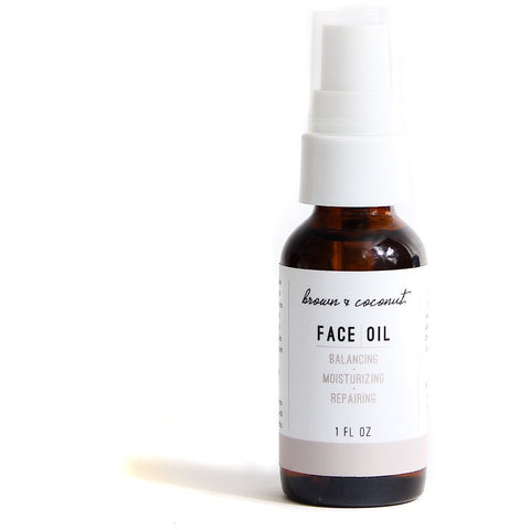 Hydrating Face Oil