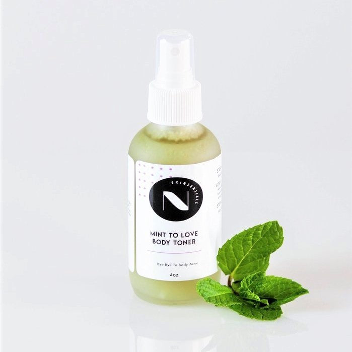 Mint to Love Body Toner - 4 oz