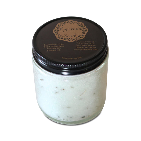 Peppermint Scrub - 8oz