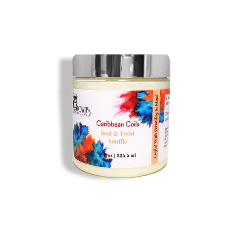 Carribean Coils - Seal & Twist Soufflé - 8 fl oz