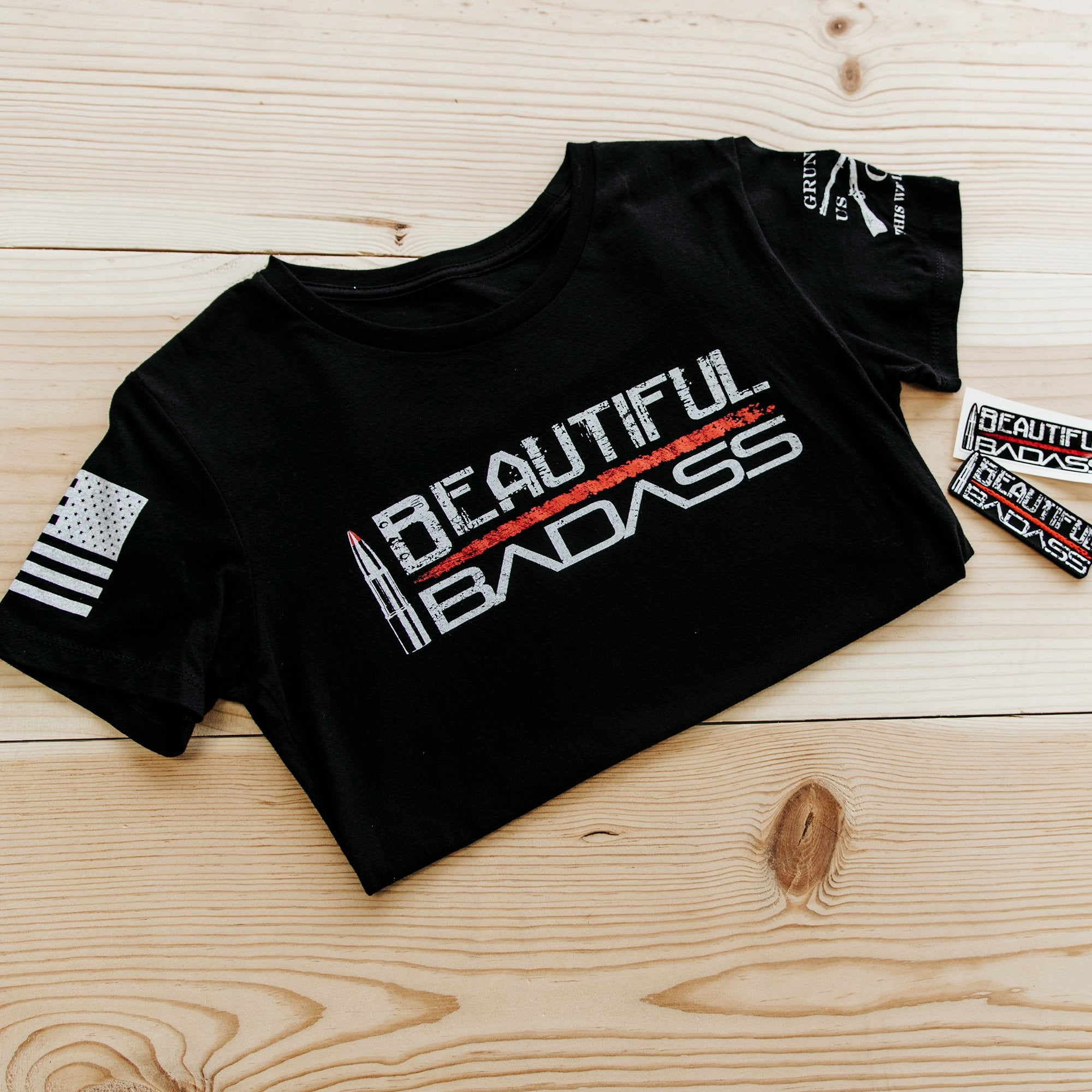 Beautiful Badass Shirt Bundle