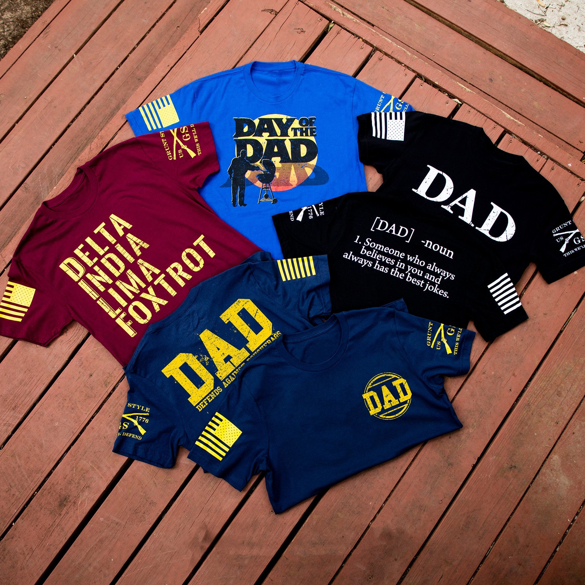 Father's Day Tee Bundle