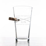 GS Logo Bulleft Beer Glass