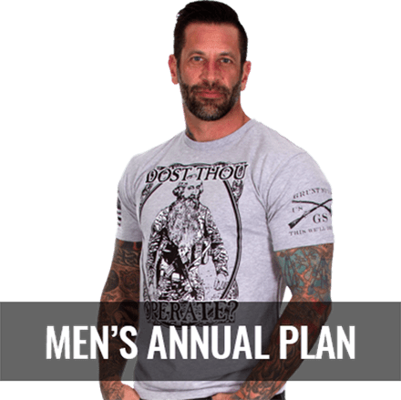 Male Annual Plans