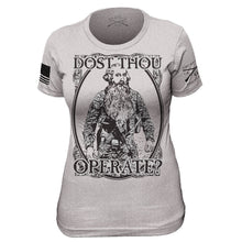 Load image into Gallery viewer, February Club Shirt - Dost Thou Operate? - Ladies