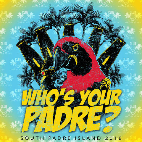 Who's Your Padre? Club Exclusive Event