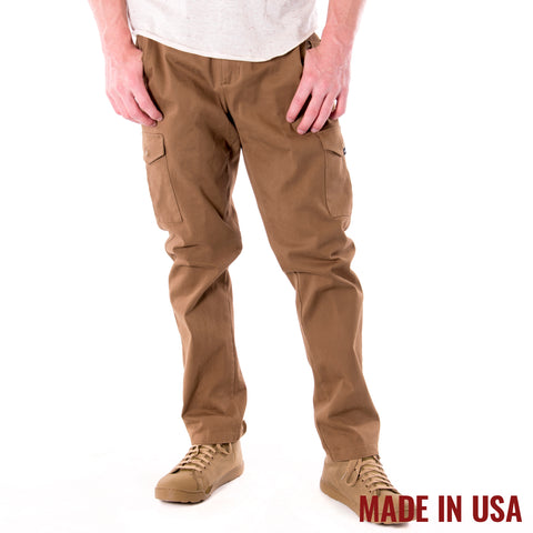 Action Cargo Pants - Khaki