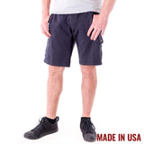 Action Cargo Shorts - Indigo