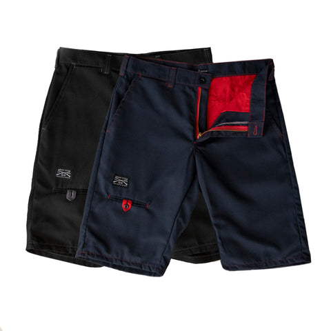 BIG BILL Ripstop Shorts - Navy