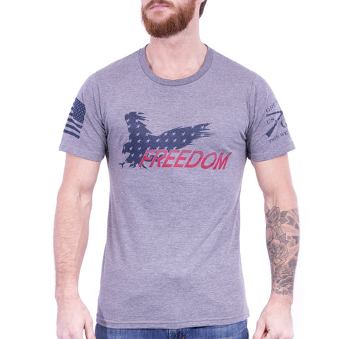 Eagle of Freedom - Heather Charcoal