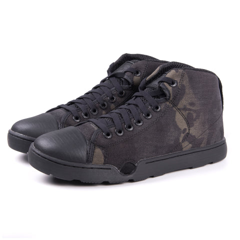 High Tide Raid Shoes - Black & Grey Multicam