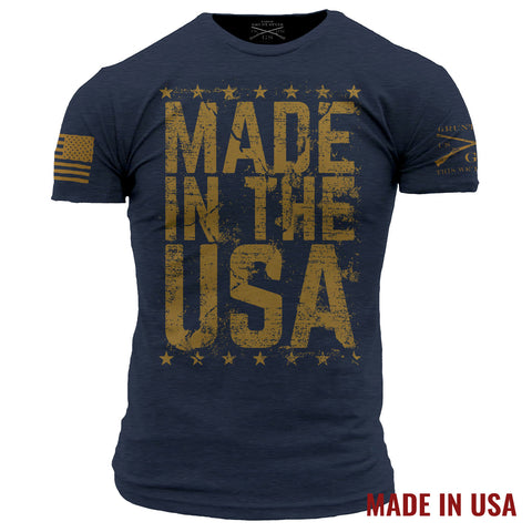 Made In The USA - Navy