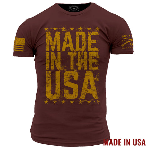 Made in the USA - Cardinal