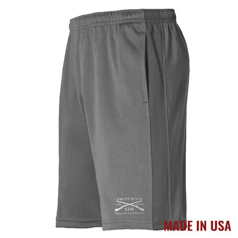 Men's Athletic Shorts - Charcoal