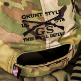 Grunt Style Hat - Back
