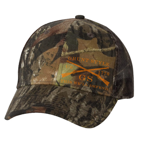 Hunters Cap - Front Phantom