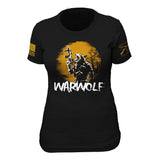 October Club Shirt - War Wolf Ladies Front Phantom