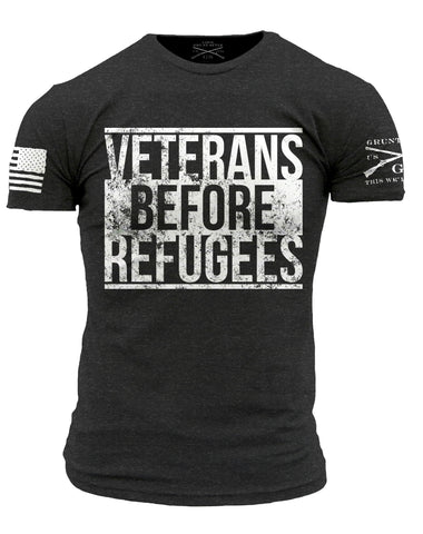 Veterans Before Refugees - Front Phantom
