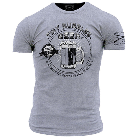 July Club Shirt Men - Tiny Bubbles