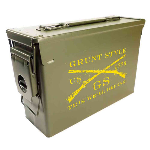 Grunt Style Ammo Can
