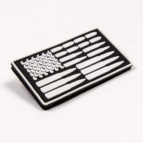 Ammo Flag PVC Patch