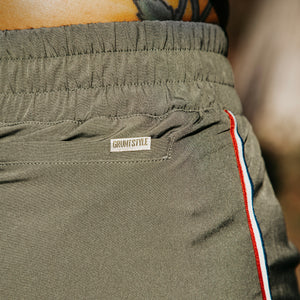 Women's Stretch Woven Gym Short