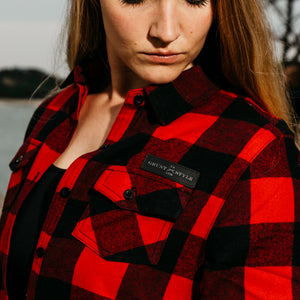 Grunt Style Women's Buffalo Plaid Flannel