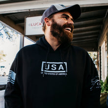 Load image into Gallery viewer, USA Hoodie
