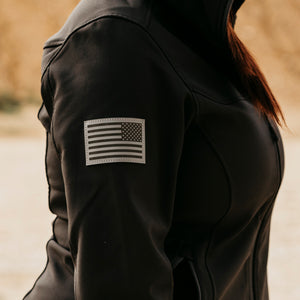 Grunt Style Soft Shell Hoodie - Women's