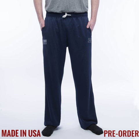 Men's Athletic Pant - Navy