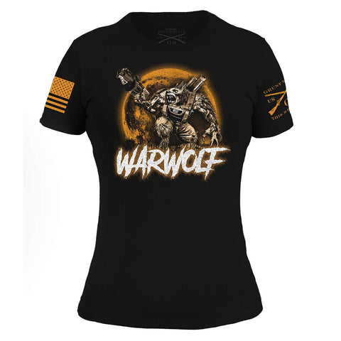 Warwolf 2.0 - Ladies Throwback