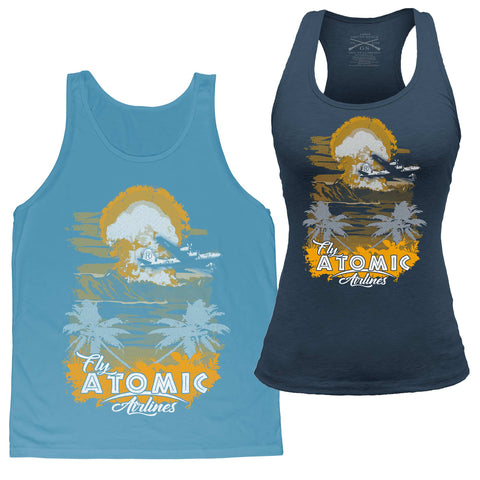 Fly Atomic Airlines Tank