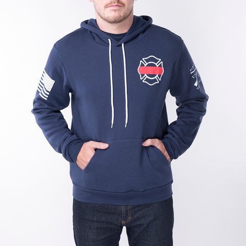 Support Firefighters Hoodie