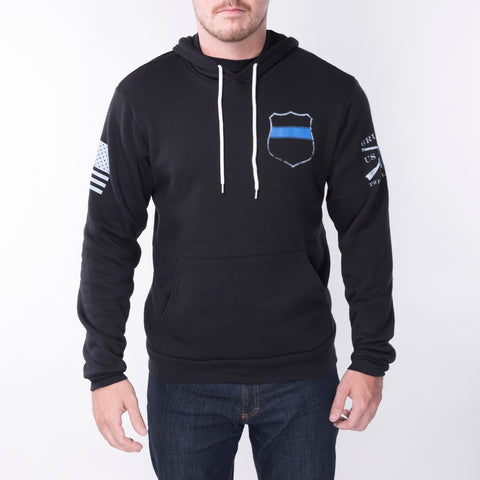 Support Police Hoodie