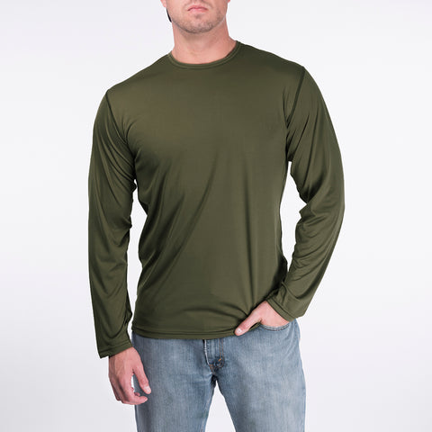 Level 1 Base Layer - Green