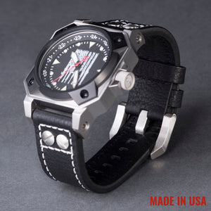 Rifle Flag AutoPilot Timepiece