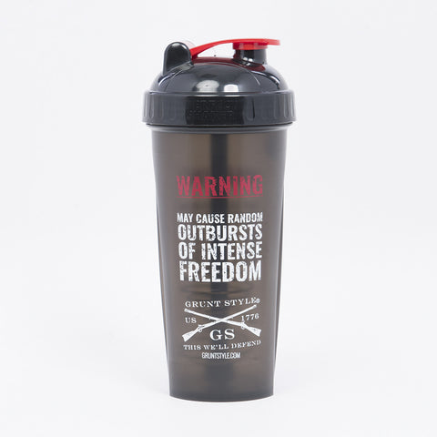 Outbursts of Freedom Shaker Bottle