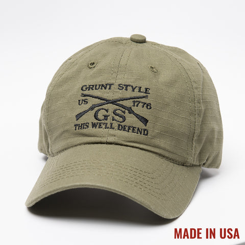 Gym Cap Green