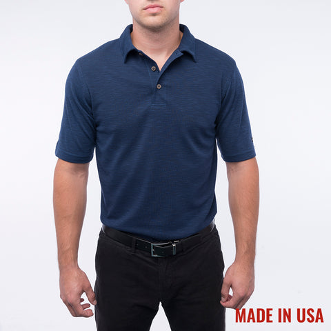Men's Pro Polo - Navy