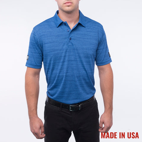 Men's Pro Polo Sport - Royal