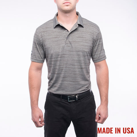 Men's Pro Polo Sport - Charcoal