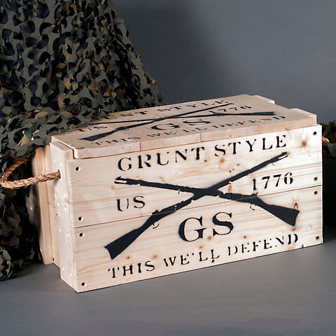 Grunt Style Crate