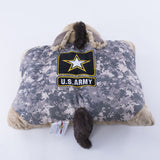 Toys For Tots - Camo Army Honor Pet