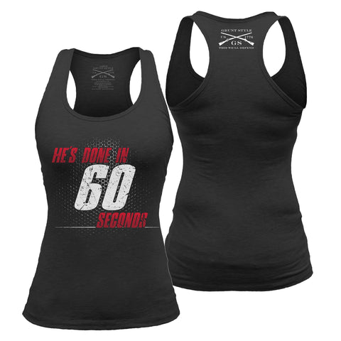60 Seconds - Ladies Tank