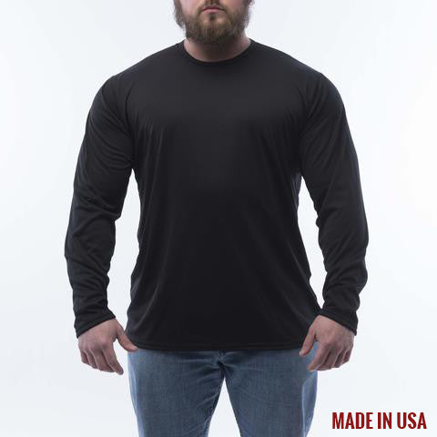 BIG BILL Level 1 Base Layer - Black